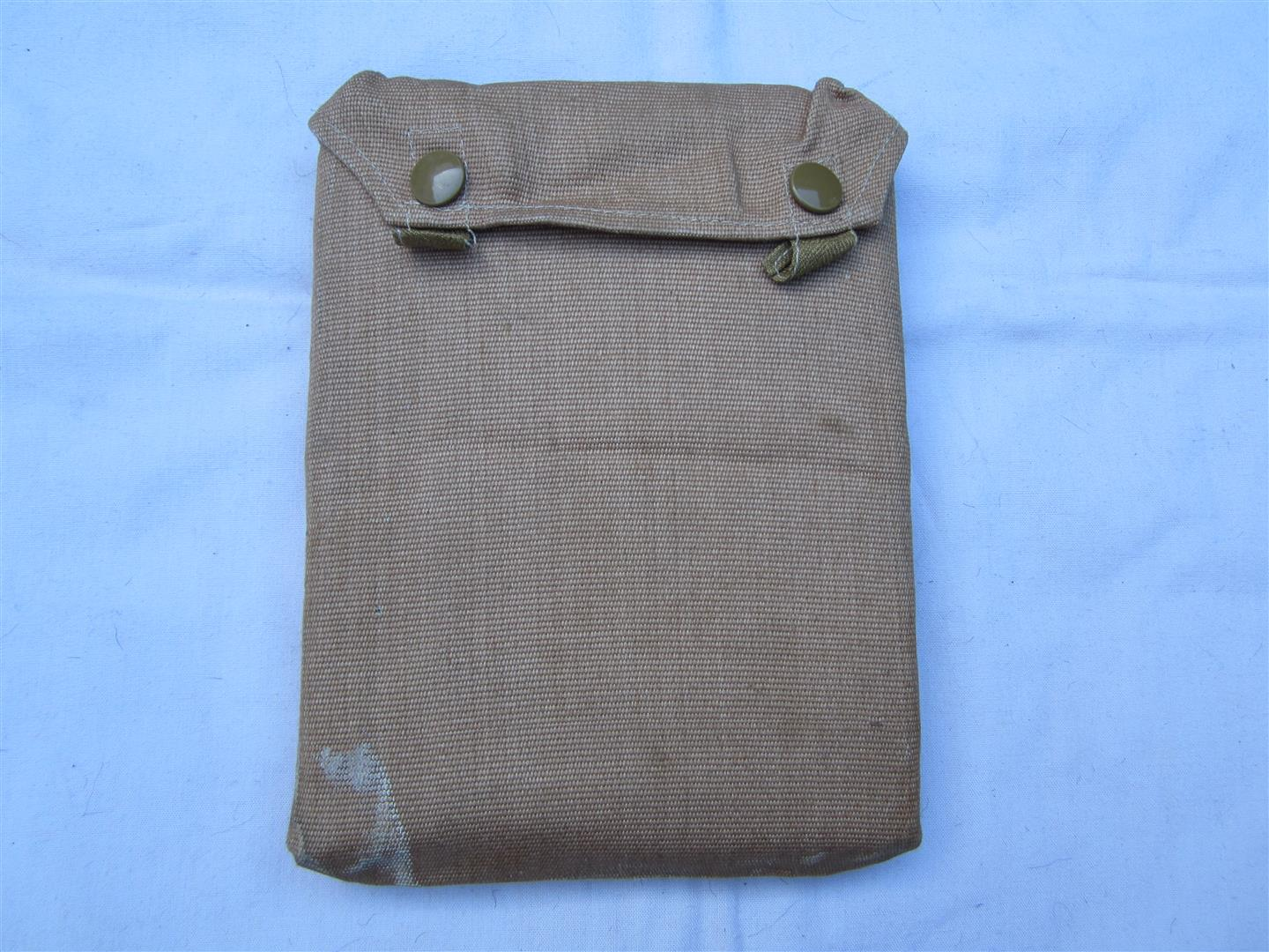 WW2 DAK Gascape & Bag